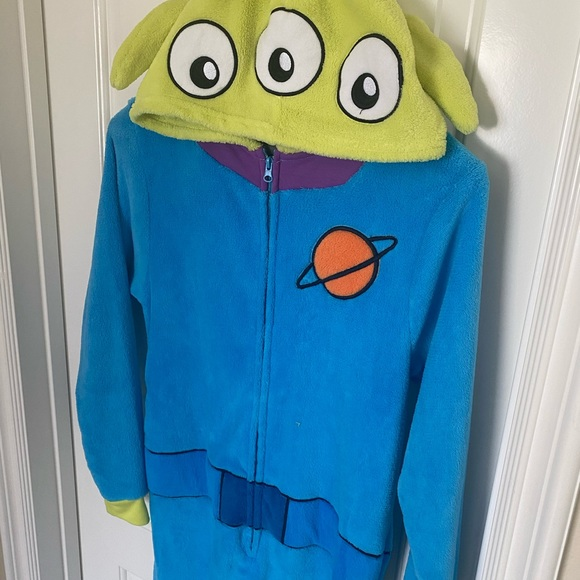 Toy Story Alien Costume